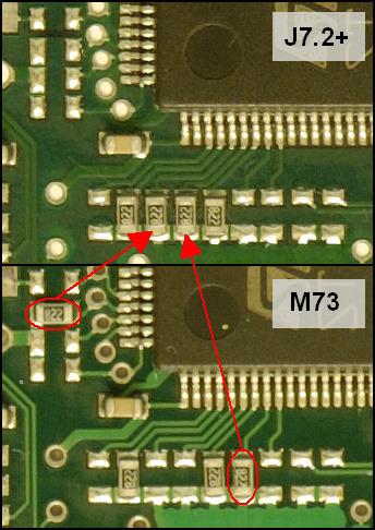 Прошивка м73 своими руками